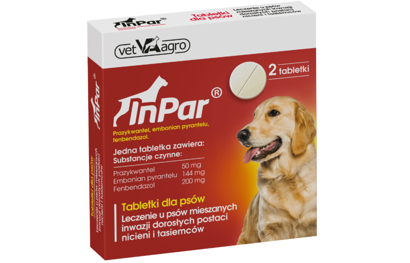 dobre tabletki na odrobaczenie psa