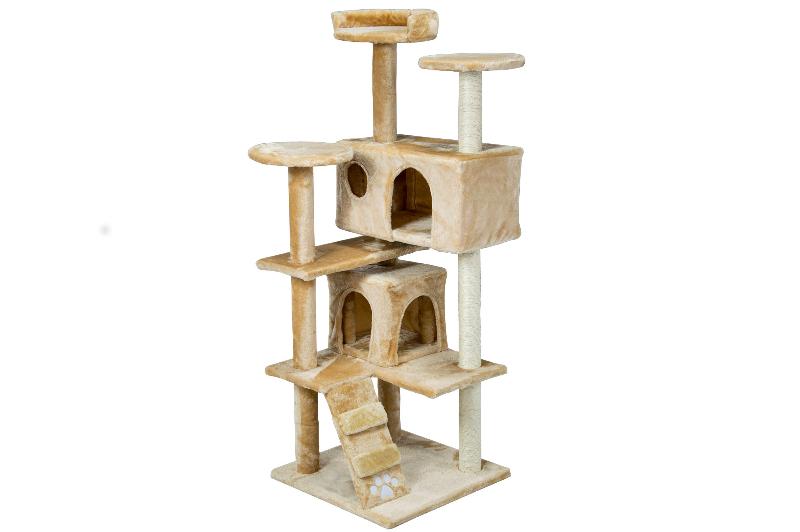 drzewka dla kotów z drapakiem