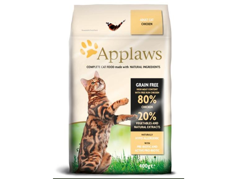 dobra sucha karma dla kota