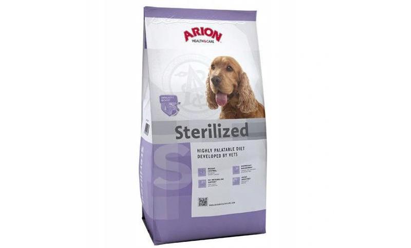 najlepsza karma dla psów po sterylizacji