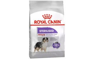 karma dla psa po sterylizacji ranking