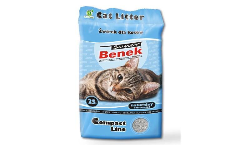 żwirek dla kota pochłaniający zapach