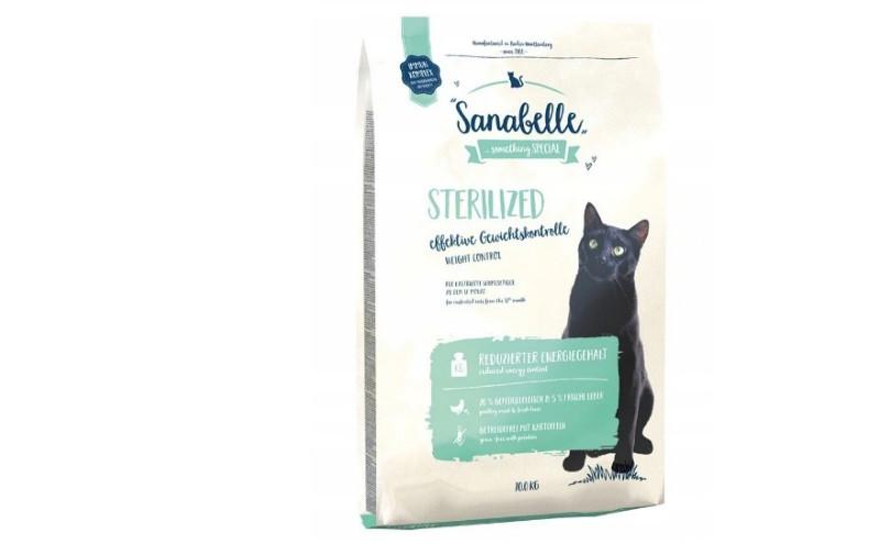 tania karma dla kotów sterylizowanych