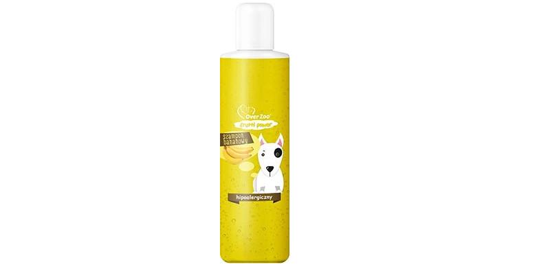 szampon dla psa antyalergiczny ranking