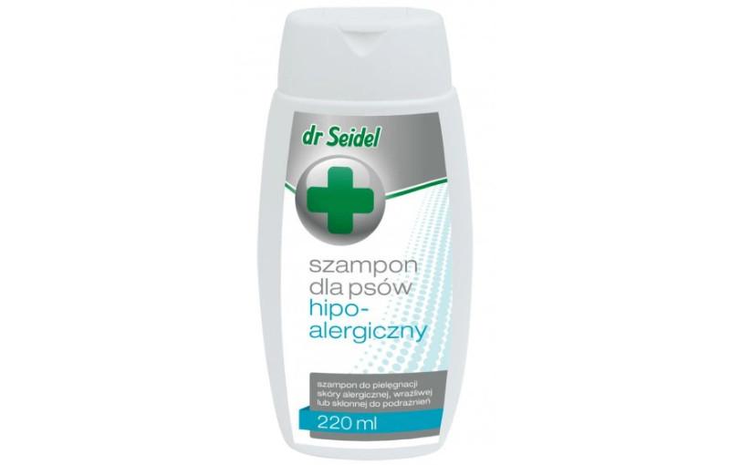 szampon dla psa alergika