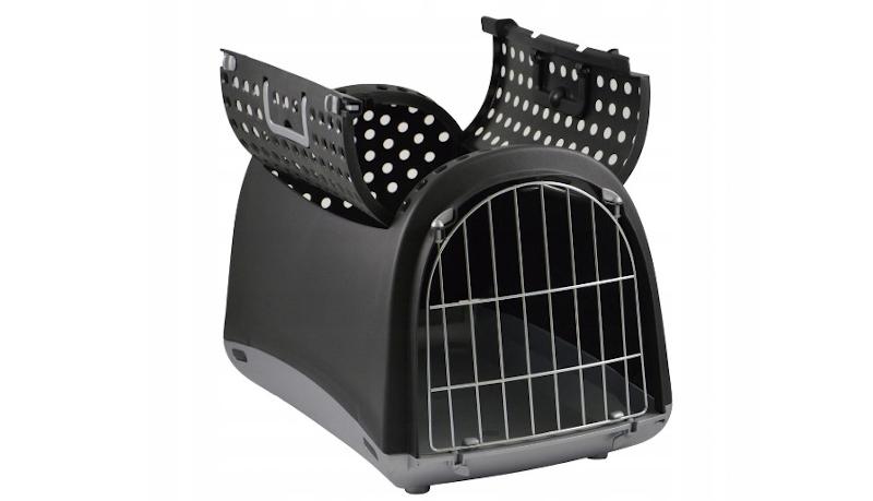 najlepszy transporter dla kota