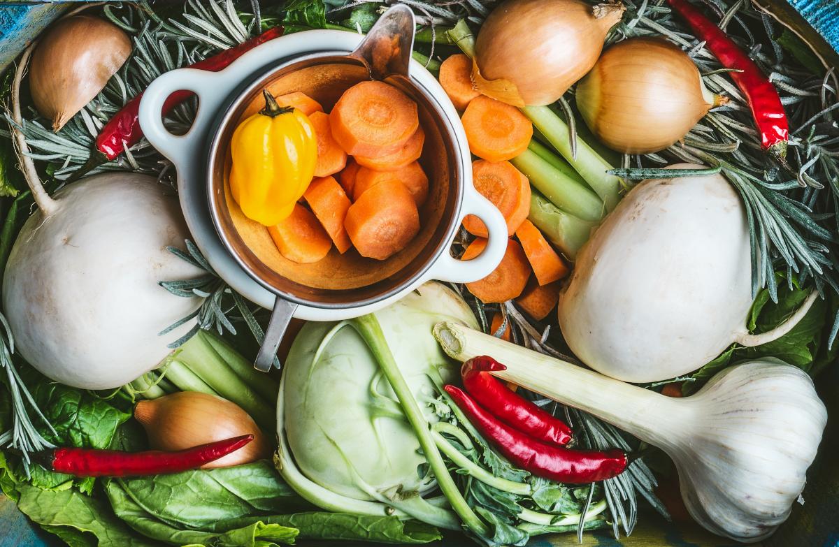 jakie warzywa gotować dla psa