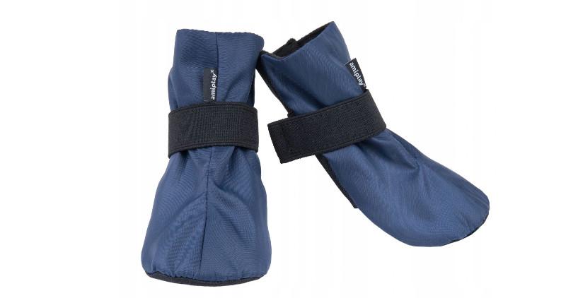 buty dla psa na zime