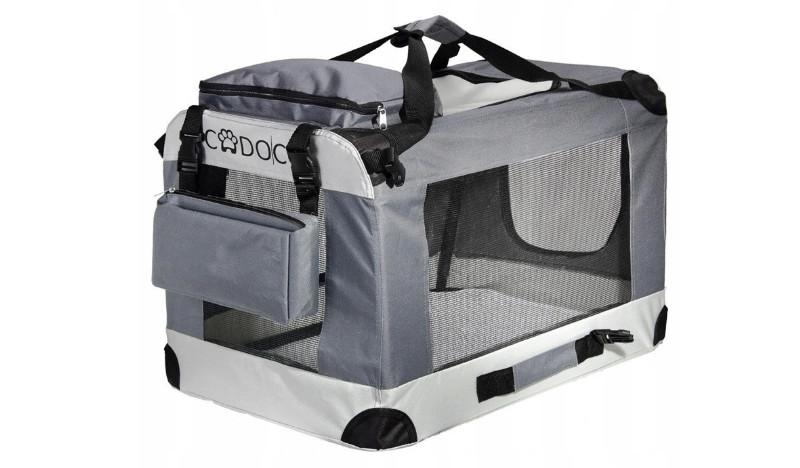 transporter dla psa składany