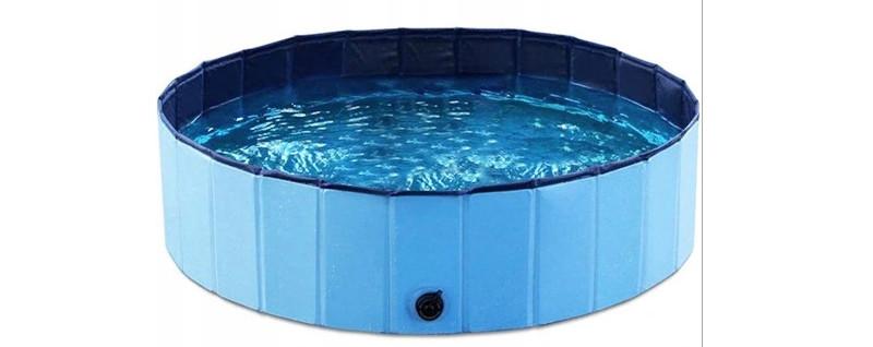 basen dla psa 120x30