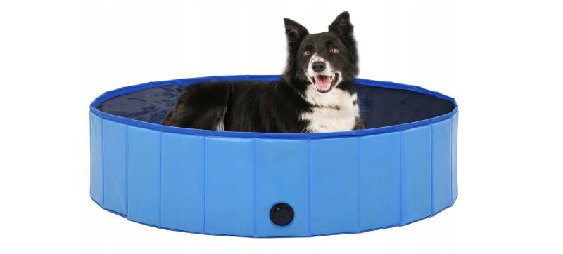 basen dla psa 160x30