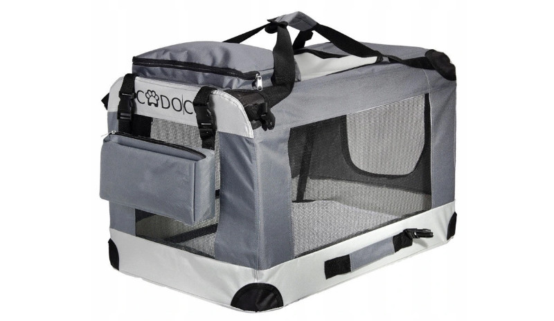 torba transportowa dla psa na rower