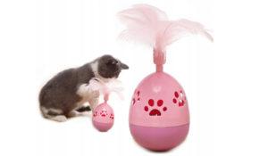 zabawki dla kota interaktywne